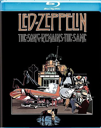 LED ZEPPELIN:SONG REMAINS THE SAME SP