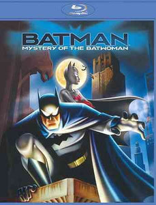 BATMAN:MYSTERY OF THE BATWOMAN