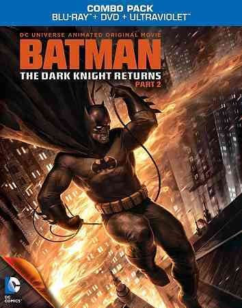 BATMAN:DARK KNIGHT RETURNS PART TWO