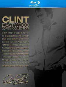 CLINT EASTWOOD COLLECTION 20 FILM COL