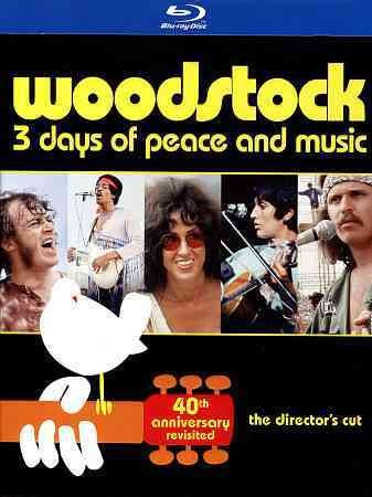 WOODSTOCK 40TH ANNIVERSARY
