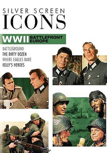 SILVER SCREEN ICONS:WORLD WAR II BATT