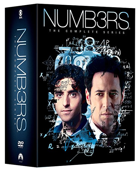 NUMB3RS:COMPLETE SERIES