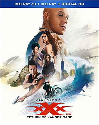 XXX:RETURN OF XANDER CAGE 3D
