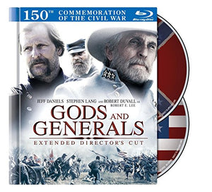GODS AND GENERALS:EXTENDED DIRECTOR'S