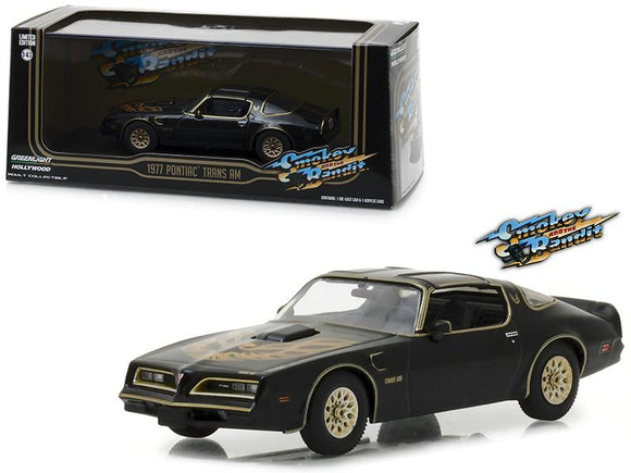 1977 Pontiac Firebird Trans Am Black