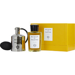 Acqua Di Parma By Acqua Di Parma Cologne Eau De Cologne 6 Oz And Refillable Vaporizer