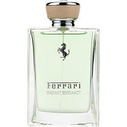 Ferrari Radiant Bergamot By Ferrari Edt Spray 3.3 Oz *tester