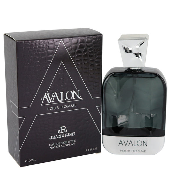 Avalon Pour Homme by Jean Rish Eau De Toilette Spray 3.4 oz for Men
