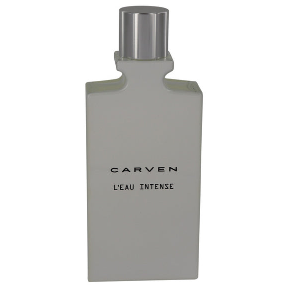 Carven L'eau Intense by Carven Eau De Toilette Spray (Tester) 3.3 oz for Men