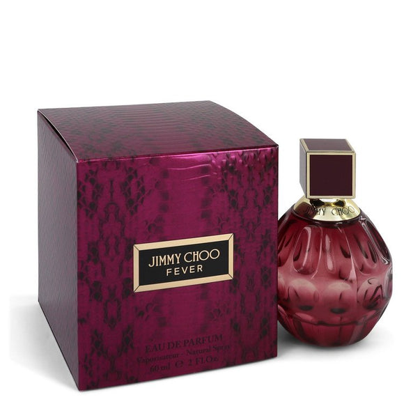 Jimmy Choo Fever by Jimmy Choo Eau De Parfum Spray 2 oz for Women