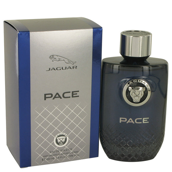 Jaguar Pace by Jaguar Eau De Toilette Spray 2 oz  for Men
