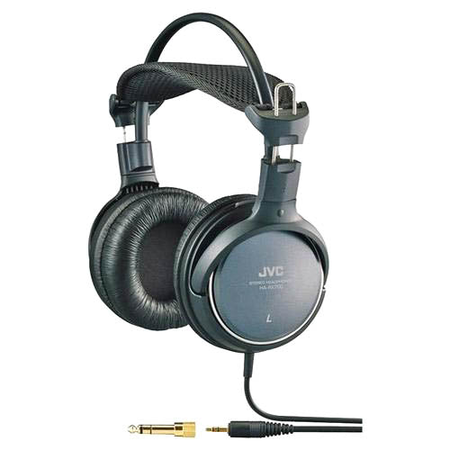 JVC Precision Sound Full Size Headphones