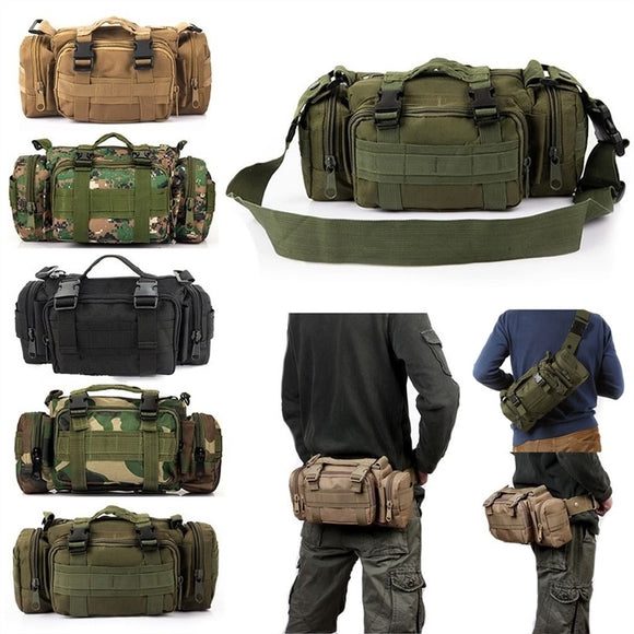 Outdoor Travel Military Tactical Pack Camping Bags (Big Volume)