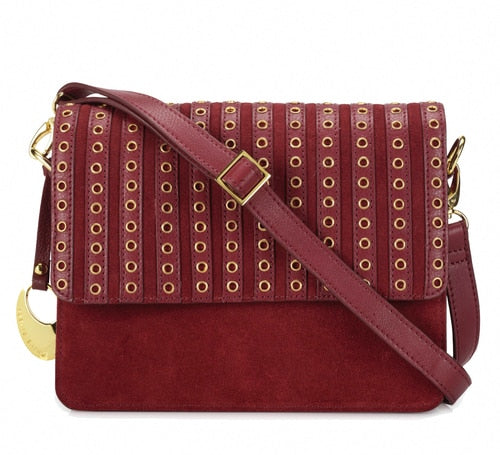 Phive Rivers Women's Red Crossbody Bag-PR1270