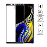 9D Full Coverage Tempered Glass For Samsung Galaxy Note 9 S9 S9 Plus S8 S8 Plus Note 8 Screen Protector For Samsung S7 Edge S6 E