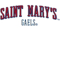 Official NCAA Saint Mary's College of CA Gaels - RYLSTM07 Mens / womens Boyfriend Zip Hoodie