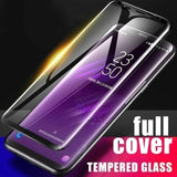 New 15D Cover Protective Glass On The For Samsung Galaxy S10E S10 S9 S8 Plus Note 8 9 S6 S7 Edge Tempered Screen Protector Glass