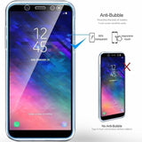 For Samsung Galaxy S10Plus S10e S10 S9Plus S9 S8Plus S8 Note9 Note8 Fashion 360° Full Protection Clear Hard PC+Soft TPU Design C