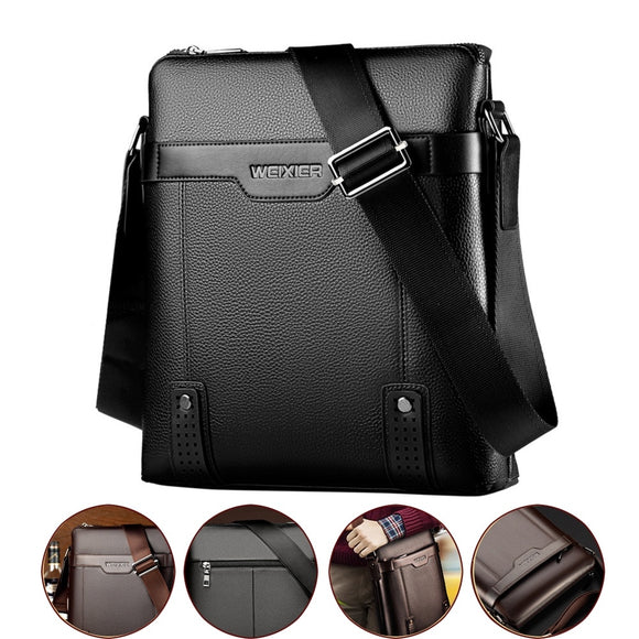 Business Leather Man Bag Classic Design Men Messenger Bag Cross Body Bag Shoulder Bag For Men