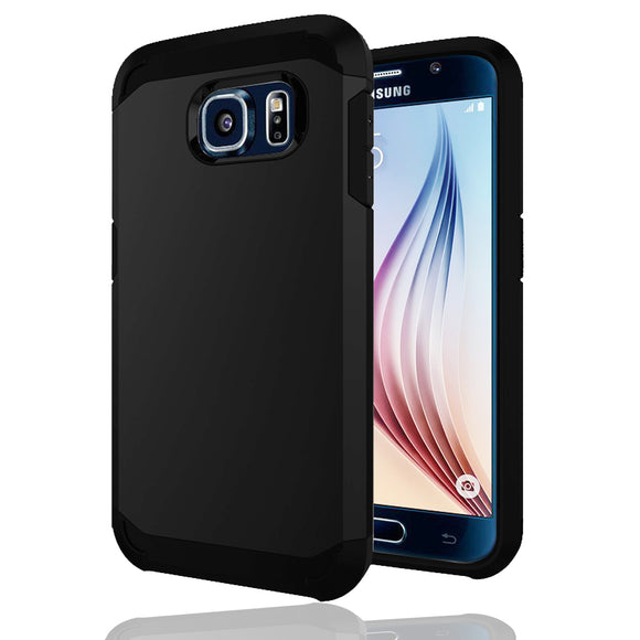Samsung Galaxy Note 5 TPU Slim Rugged Hard Case Cover Black