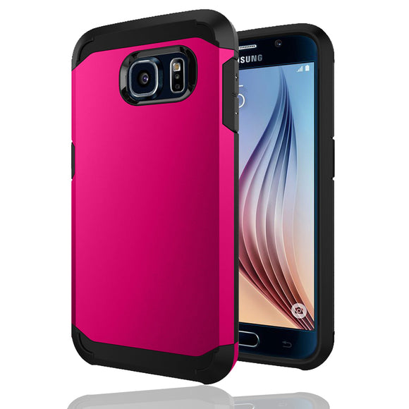 Samsung Galaxy Note 5 TPU Slim Rugged Hard Case Cover Pink