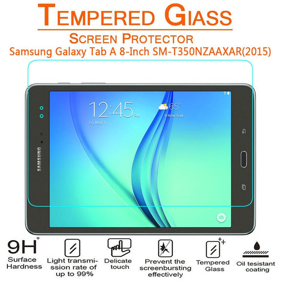 Samsung Galaxy Tab A 8.0 / T350 / T355 Tempered Glass Screen Protector