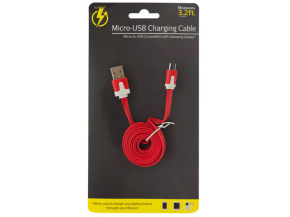 3.2' Micro-USB Charge & Sync Cable