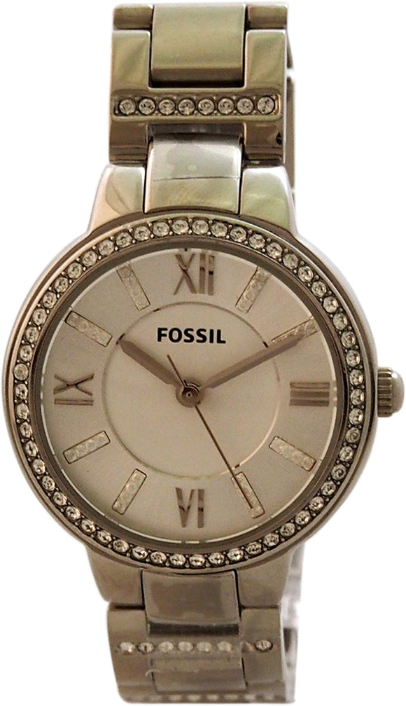 Fossil - ES3282P Virginia Stainless Steel Watch Watch 1 piece