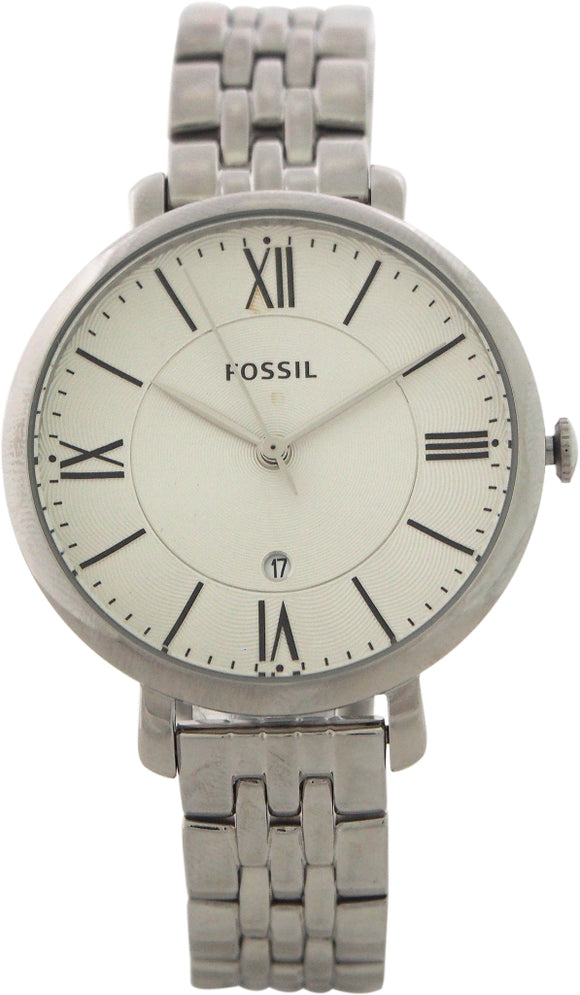 Fossil - ES3433P Jacqueline Stainless Steel Watch Watch 1 piece