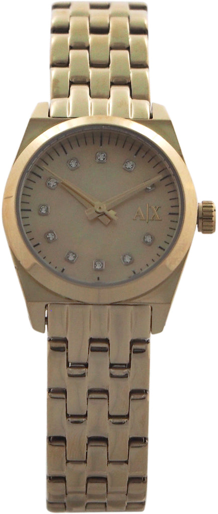 Armani Exchange - AX5331 Miss Jackson Gold-Tone Stainless Steel
