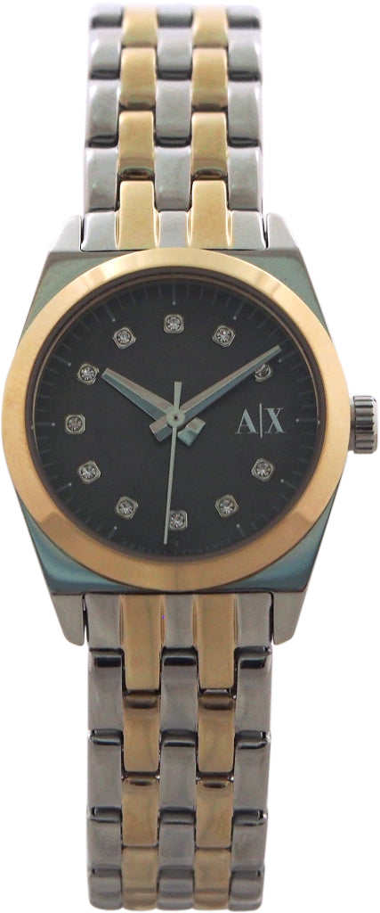 Armani Exchange - AX5333 Miss Jackson Two-Tone Gold-Silver Watch