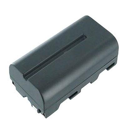 Hi Capacity camcorder battery