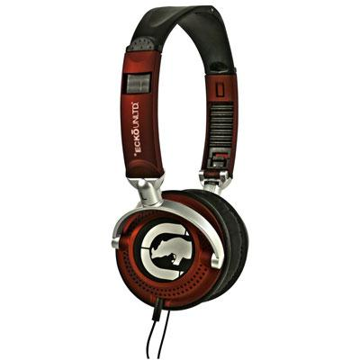 Ecko Motion Headphone Red