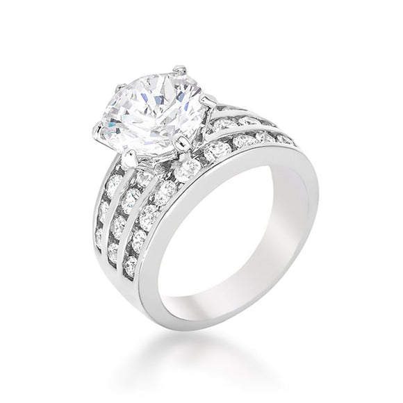Classic Engagement Ring Size 8