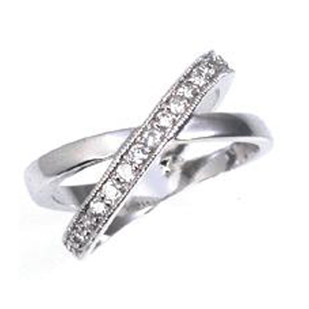 Dual Eternity Band Size 6