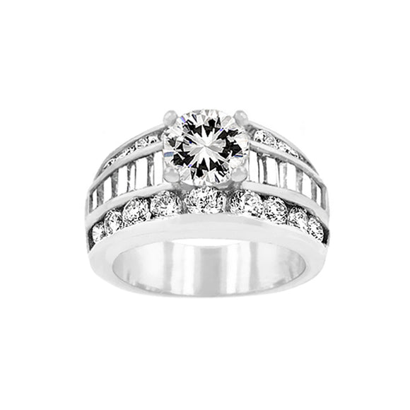Luxurious Engagement Ring Size 5