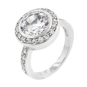 Gatsby Engagement Ring Size 10