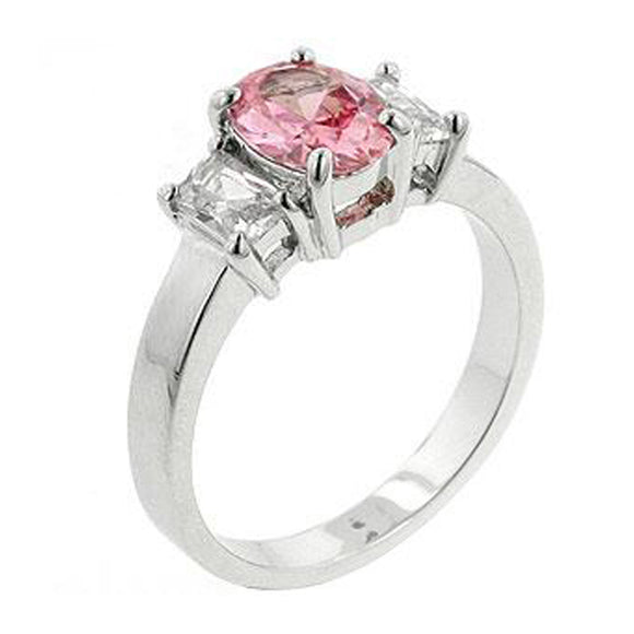 Blossom Engagement Ring Size 10