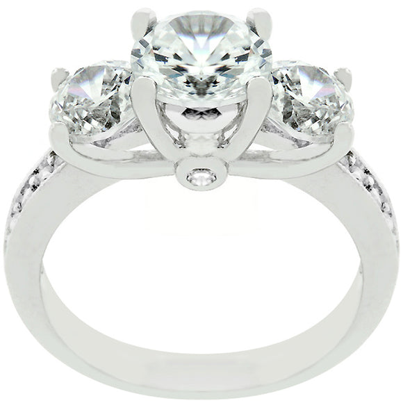 Elizabeth Engagement Ring Size 8