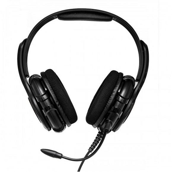 Gamestergear Cruiser PC200 2.0 Stereo Gaming Headset with Detachable Boom Microphone