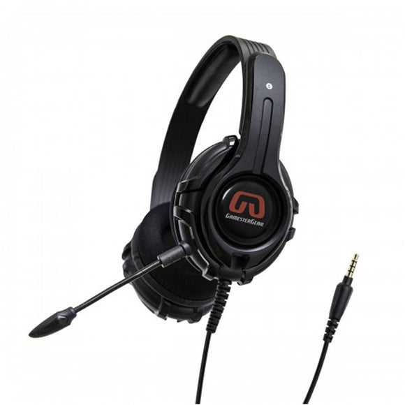 Gamestergear Cruiser PC200-I 2.0 Stereo Gaming Headset with Detachable Boom Microphone