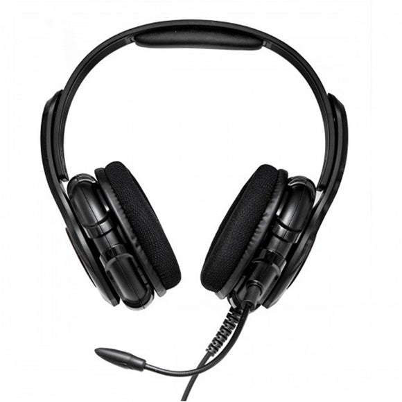 Gamestergear Cruiser PS3200-I 2.0 Stereo Gaming Headset with Detachable Boom Microphone