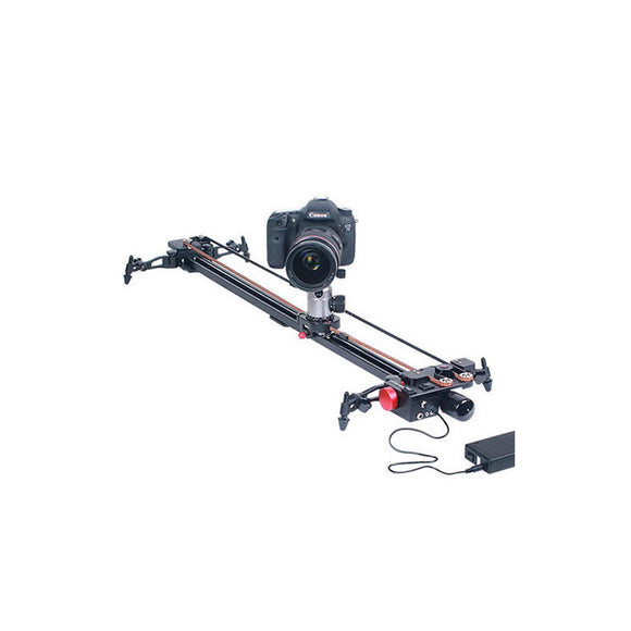 Varavon Motorroid Video Camera Slider Motorized Kit With Adjustable Legs (Within 59 Inches Slider / Pulley Belt)