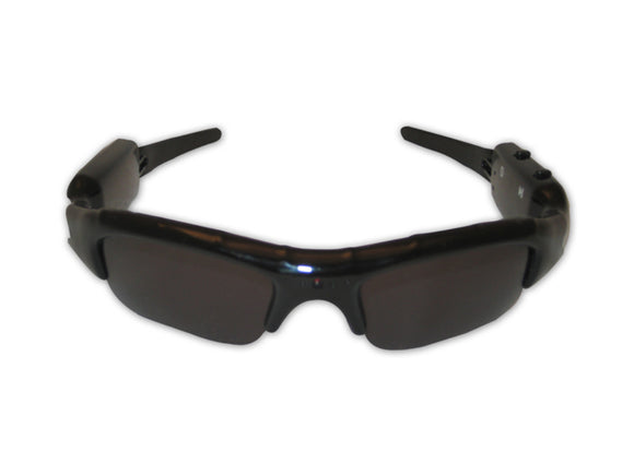 Classic Design Video Recorder Sunglasses for Mystery Shoppers