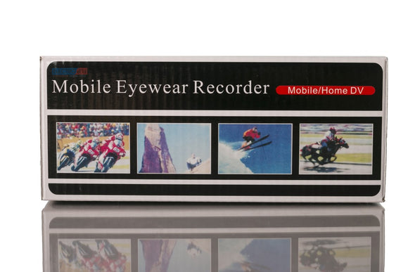 DVR Sunglasses Camcorder for Marathon Relay
