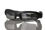 Record Exhilarating Views w/ DVR Skiers Video Recorder Sunglasses