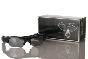 Wireless Rechargeable Spy Cam Sunglasses