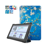 Super Slim Leather Case For Sony Xperia Tablet Z2 + PC Stand Magnetic Smart Cover + Screen Protector + Touch Stylus Gift
