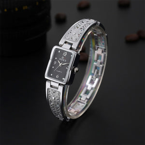 2017 New SOXY Brand Women Fashion Bracelet Watch Luxury Gold/silver Quartz Watch Women Dress Watches Ladies Watch Relogio Femini